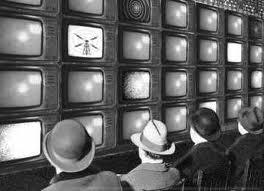 lots of tvs